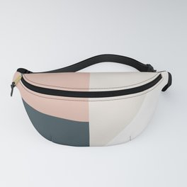 Cirque 01 Abstract Geometric Fanny Pack
