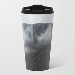 cloudy scapes. Travel Mug