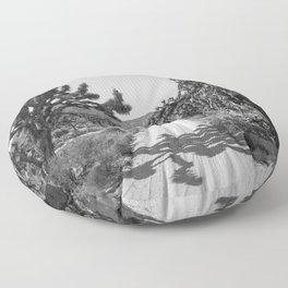 Oldest of Friends - Ancient Joshua Tree Wisdom Floor Pillow