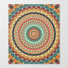 Mandala 424 Canvas Print