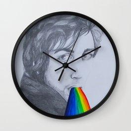 Syd Barrett Wall Clock