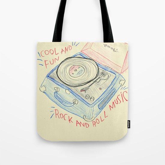 COOL & FUN Tote Bag