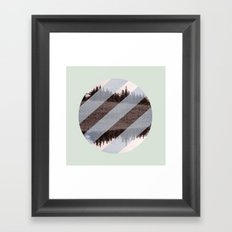 Banana Hammock  Framed Art Print