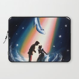 A Dream is a Wish Your Heart Makes Laptop Sleeve