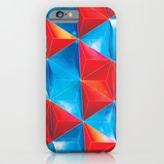 Space Triangles iPhone 6 Slim Case