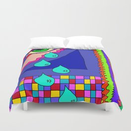 Abstract 34 Duvet Cover