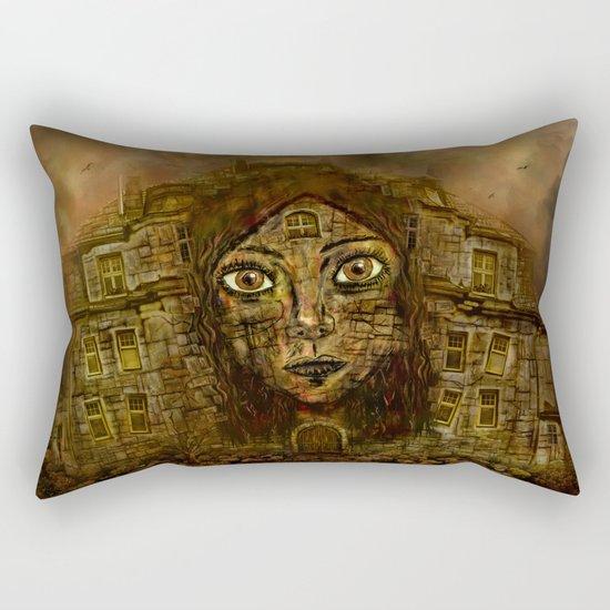 Girlz Houze  Rectangular Pillow
