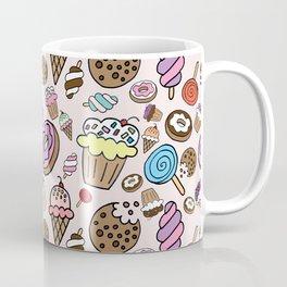 Desserts and Sweets Coffee Mug