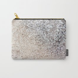 Sparkling GOLD Lady Glitter #6 #decor #art #society6 Carry-All Pouch