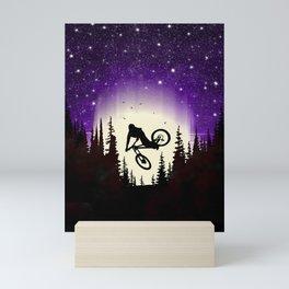 Moon Whip Mini Art Print