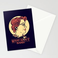 What About Barb? Stationery Cards