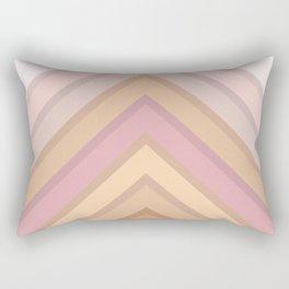 Pastel Peaks Rectangular Pillow