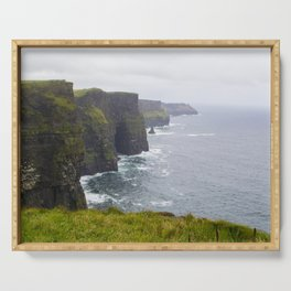 Cliffs of Moher Serving Tray