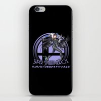 super smash bros iPhone & iPod Skins featuring Bayonetta - Super Smash Bros. by Donkey Inferno