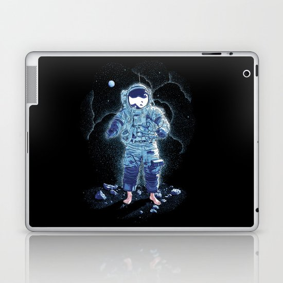 Extreme Barefooting Laptop & iPad Skin