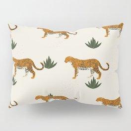 Big Cat Pattern Pillow Sham