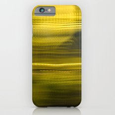 Yellow Lights Speed Effect Slim Case iPhone 6s