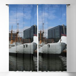 Taney- United States Coast Guard 35 Blackout Curtain