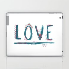 Love Love Love Laptop & iPad Skin