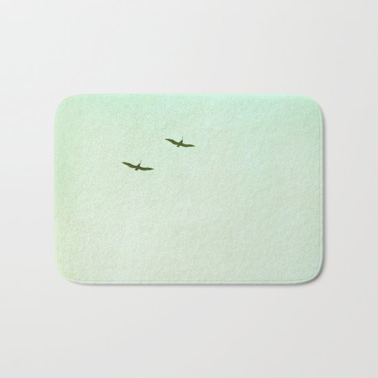 Two of a Kind Bath Mat