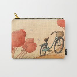 Lonely Bike Carry-All Pouch