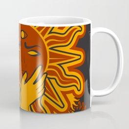 Sunworship Coffee Mug