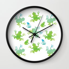 Kva Wall Clock