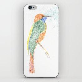 bird XVIII iPhone Skin