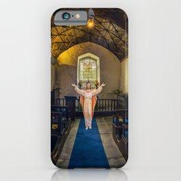 The Resurrection Of Jesus iPhone Case