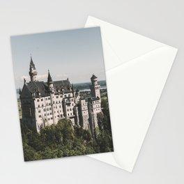 Neuschwanstein fairytale Castle - Landscape Photography Stationery Cards