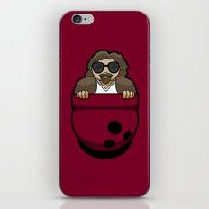 Pocket Dude (01) iPhone & iPod Skin