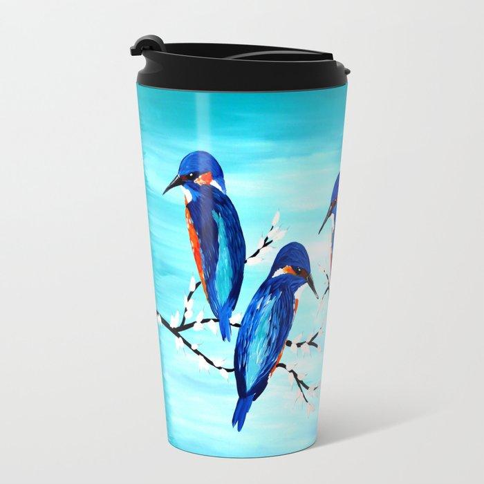 Kingishers Travel Mug