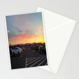 Parking Lot Days Stationery Cards