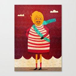 Candyman Canvas Print
