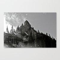 utah Canvas Prints featuring UTAH by ALX RUTECKI