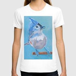 Little Blue Birdie T-shirt