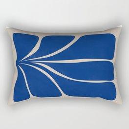 Seven Leaf Plant Rectangular Pillow