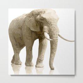 elphant Metal Print