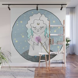 Little Witch Wall Mural