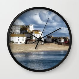 St. Ives Harbour Wall Clock