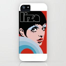 LIZA iPhone Case