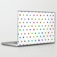 polka Laptop & iPad Skins featuring POLKA by Rceeh