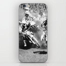 Dusty Race iPhone Skin