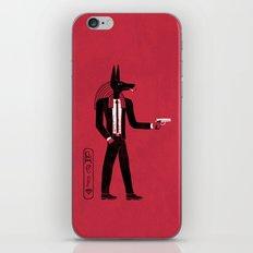 Reservoir God iPhone Skin