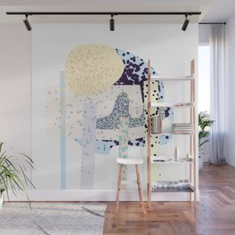 Tropical Iceland Wall Mural
