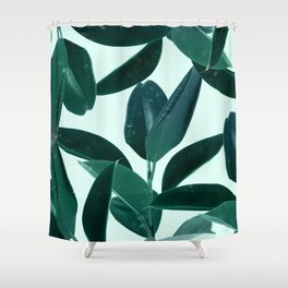 Plant Dynamics Shower Curtain