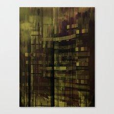 Decadence / 21-09-16 Canvas Print