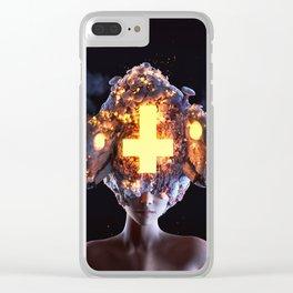 Burgeon Clear iPhone Case