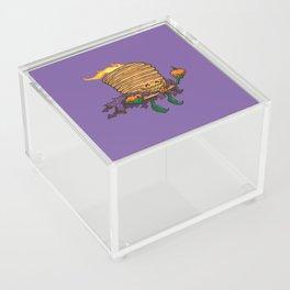 Captain Scarecakes Acrylic Box