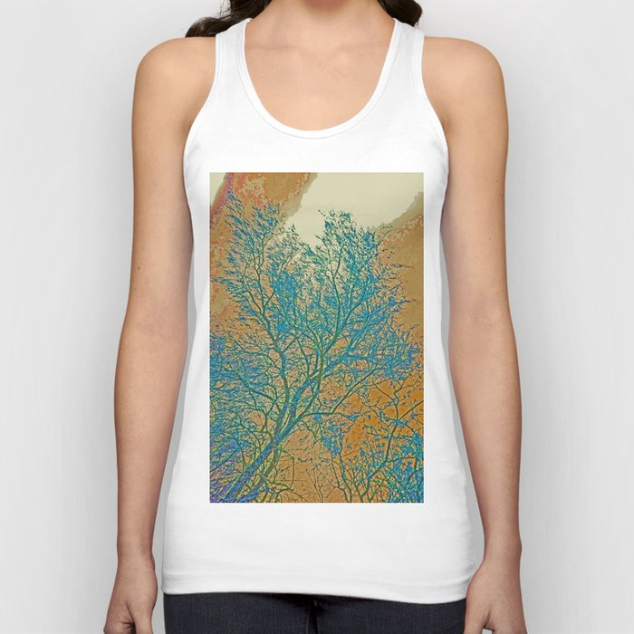 Weather Breaking Unisex Tank Top